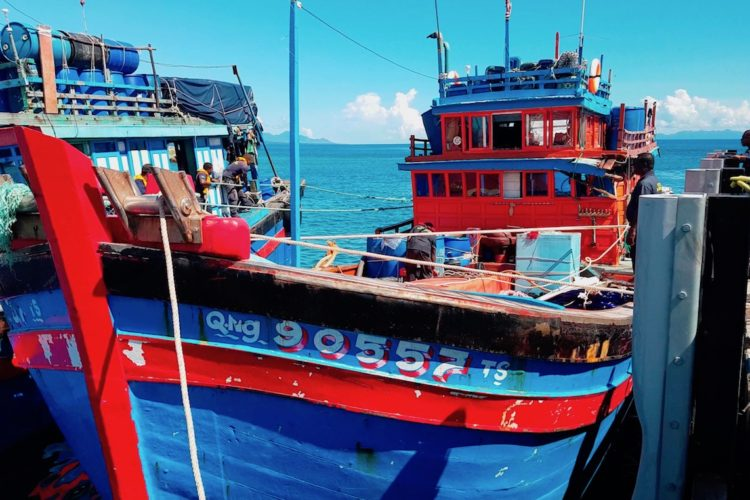 Pacific countries workshop focus on illegal Vietnamese Blue Boat threat