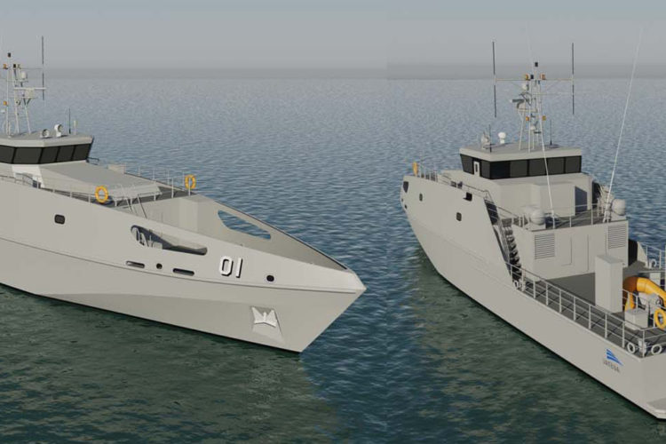 Australia steps up Pacific patrol boat program but with more than just Tuna in mind