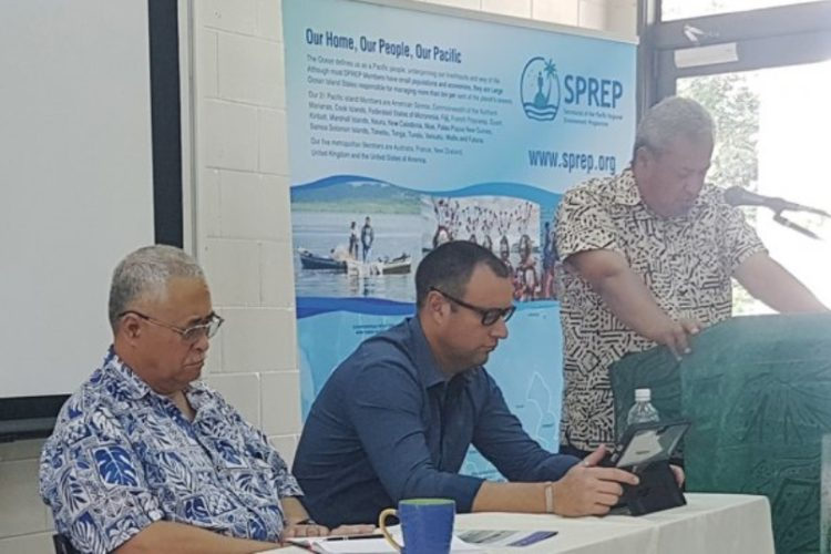 Samoa Observer: regional fisheries report card meeting