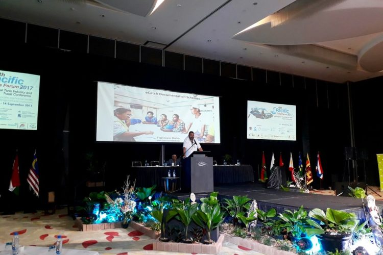 Notes from the 6th Pacific Tuna Forum