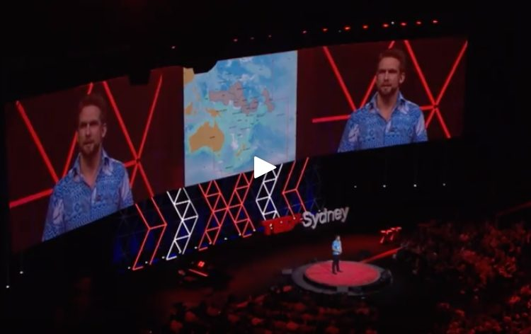 Securing a sustainable future in the Pacific – a TED talk
