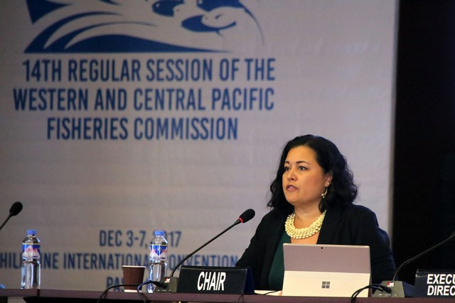 14th session of Western and Central Pacific Fisheries Commission begins in Manila