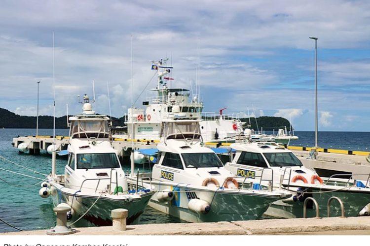 New Japan patrol boat boosts Palau fight against IUU