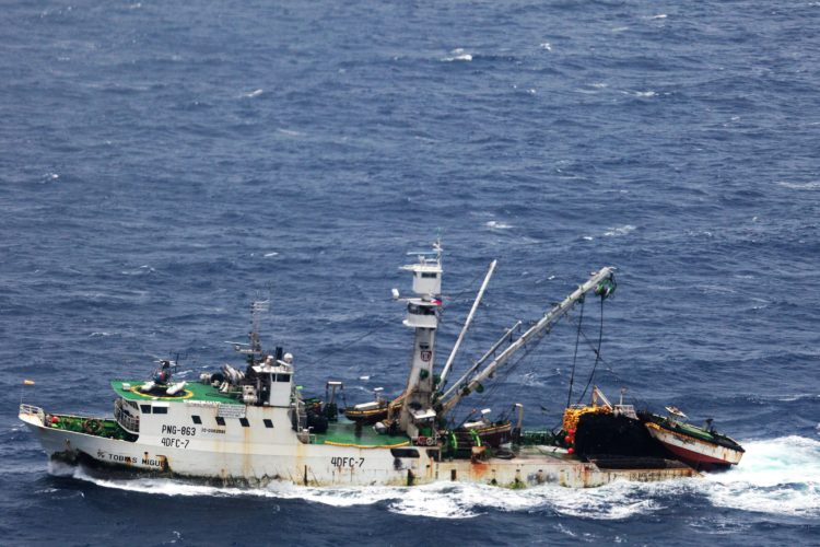 Pacific fisheries surveillance ramps up – nowhere to hide in this regional fishery