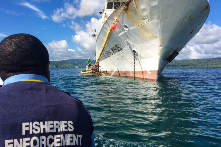 Pacific fisheries surveillance finds no breaches