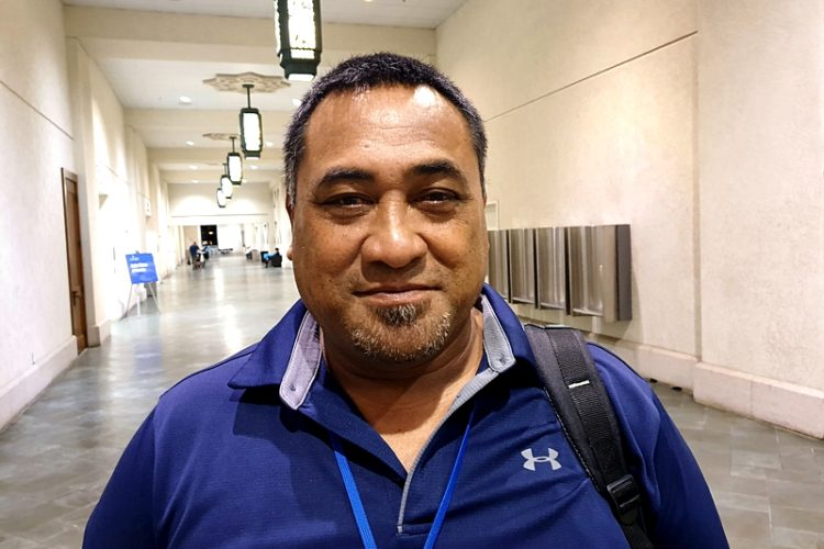 #WCPFC15 Postcards: CONSENSUS THROUGH COMPROMISE- Feleti Tulafono, Fisheries Director, Tokelau