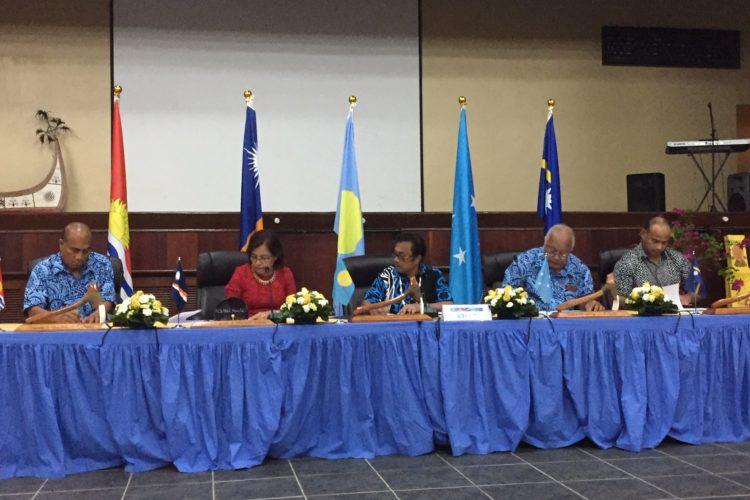 Micronesian leaders unite to combat IUU fishing by 2023