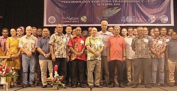 Pohnpei hosts symposium on technology for tuna transparency