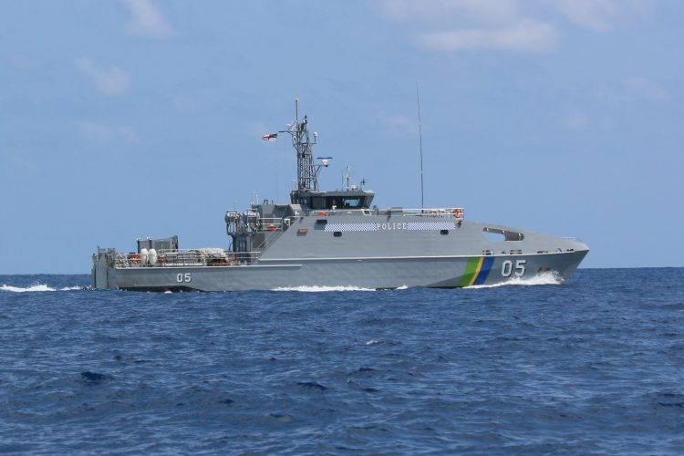 Extraordinary surveillance with Operation Rai Balang in the Pacific: media release
