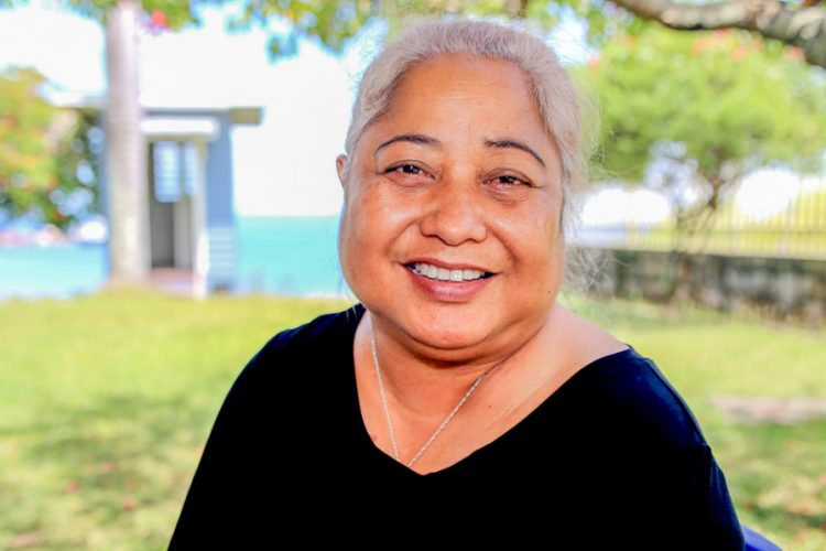 Pacific Ocean's hidden figure: Sangaalofa Tooki Clark