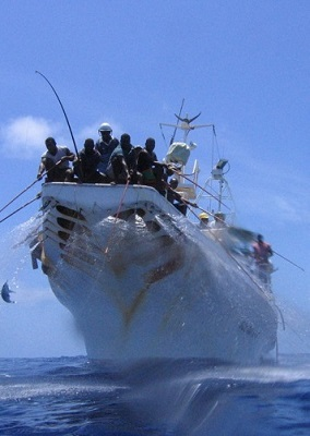 Call to end slavery at sea