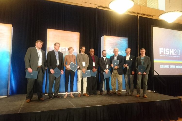 The Pacific shone at the Fish 2.0 Innovation Forum – US