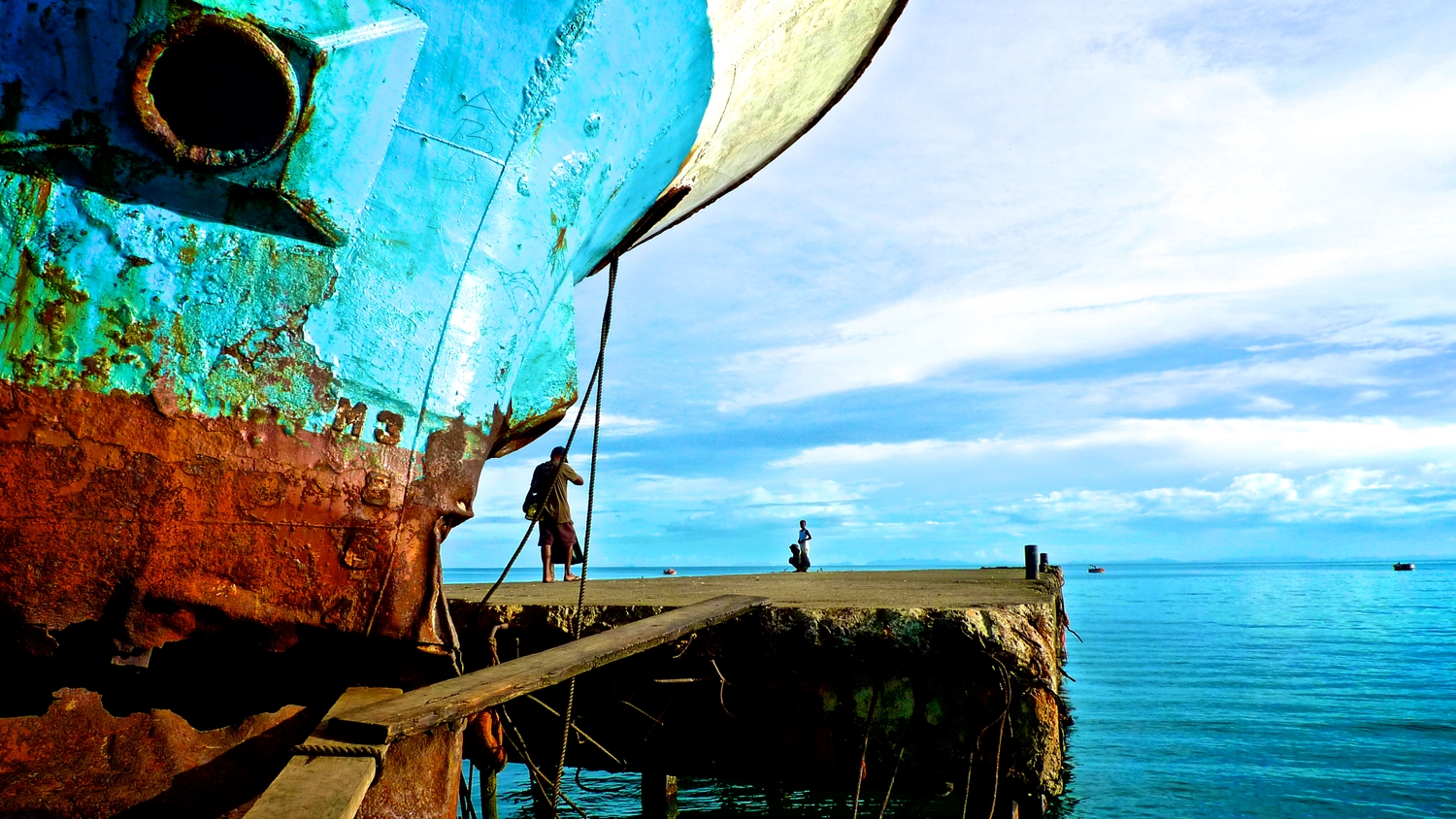 Pacific nations' battle for economic survival: extracting maximum value from tuna resource while protecting the fishery