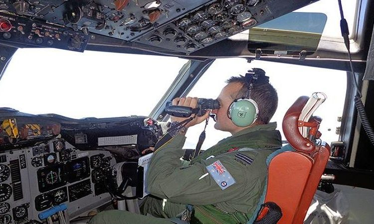 Commencement of aerial surveillance – Pacific Maritime Security Program