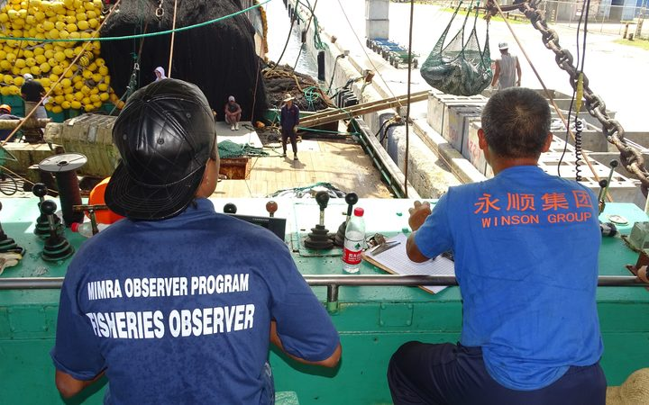 EU fund targets fish laundering in the Pacific