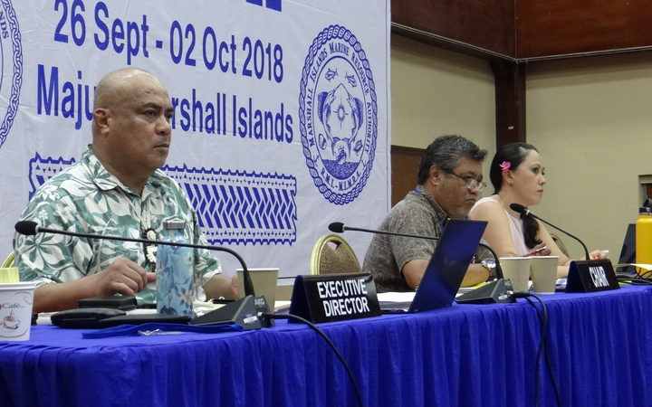 Major fisheries meeting opens in Majuro