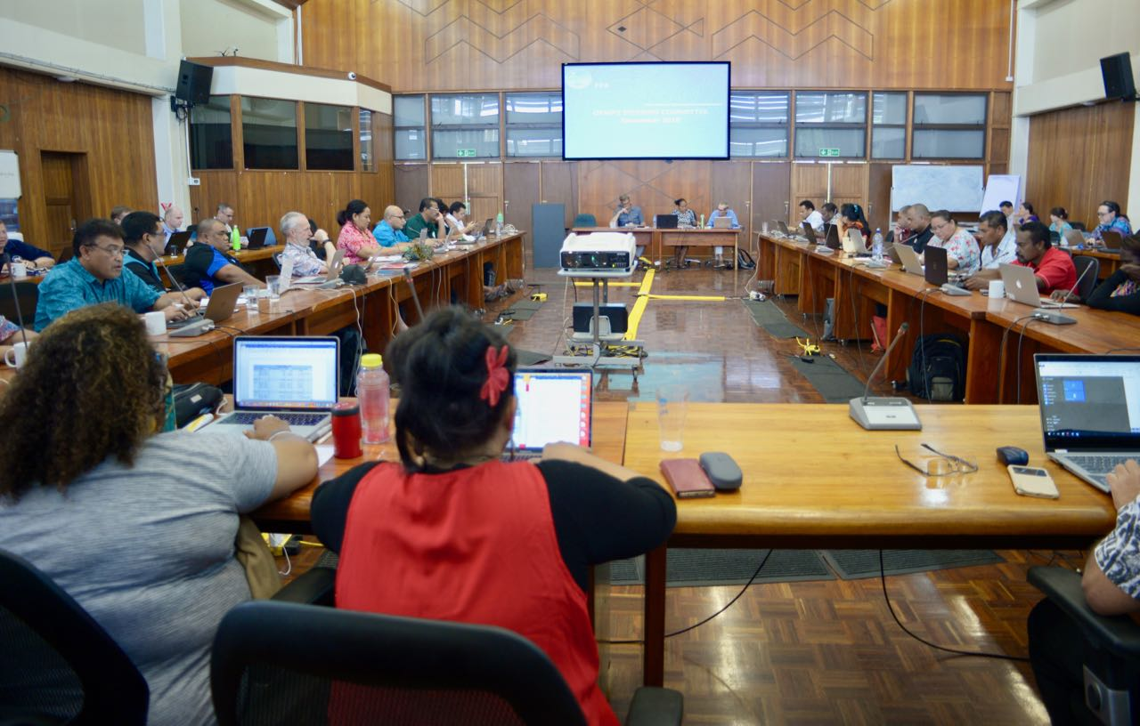 Pacific countries congratulate OFMP2 on progress & support extension to 2020