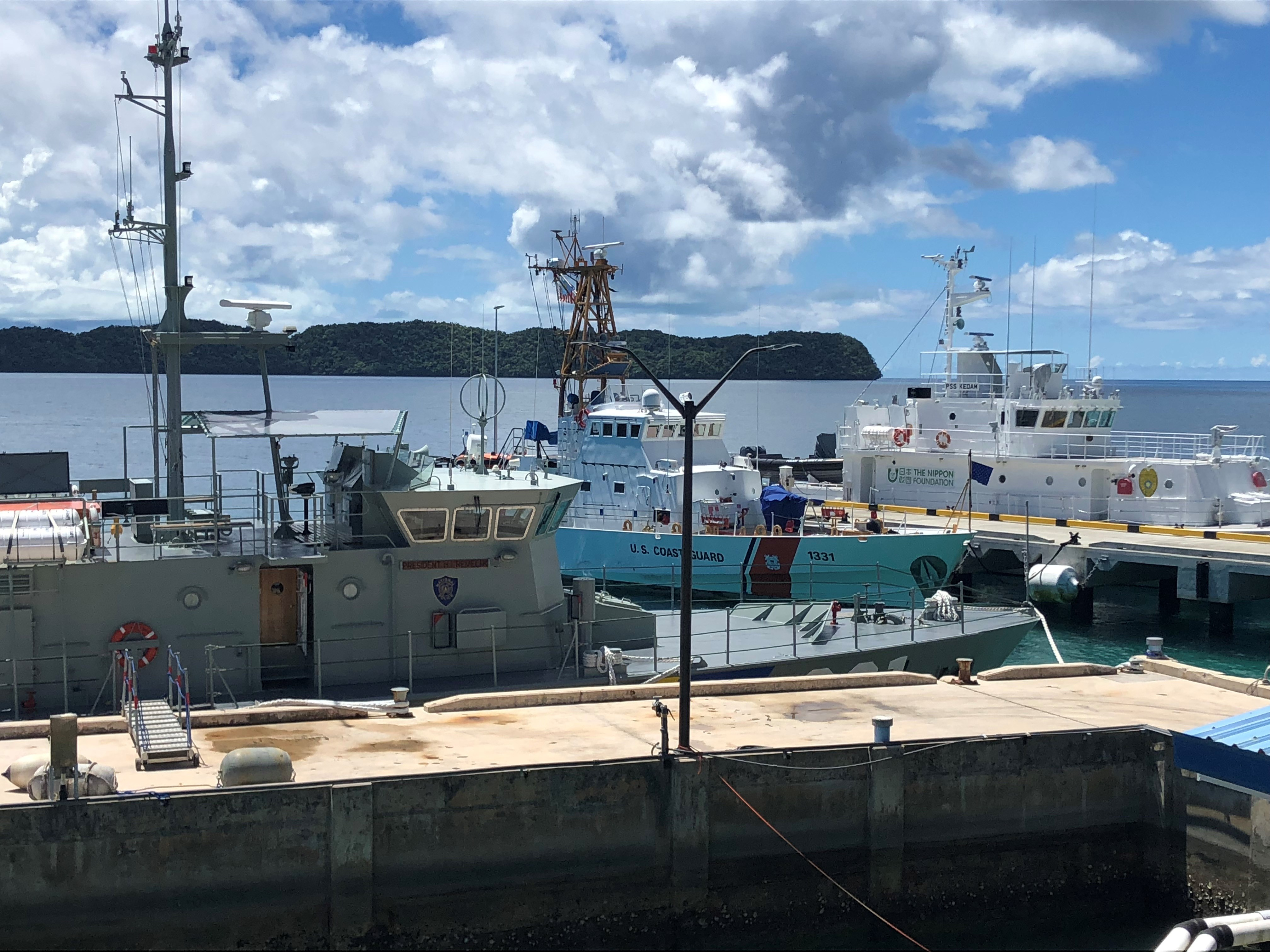 Palau says it will continue to address Illegal, Unreported and Unregulated fishing