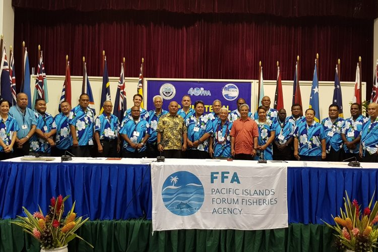 First ever fisheries policy dialogue between the EU and Pacific