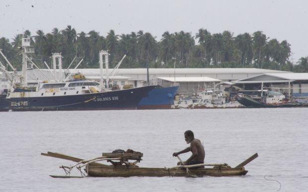 Pacific ministers commit to ending modern slavery in the region's fishery
