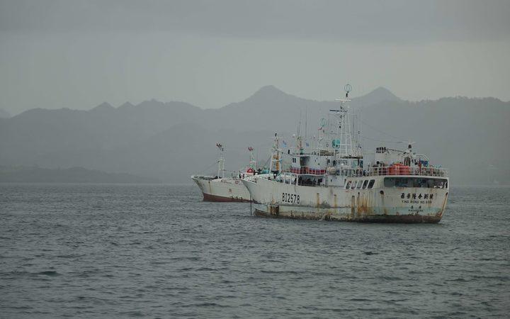 1.2 tonnes of fish seized in Fiji