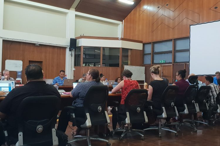 Pacific countries gather to plan for the future of oceanic fisheries management