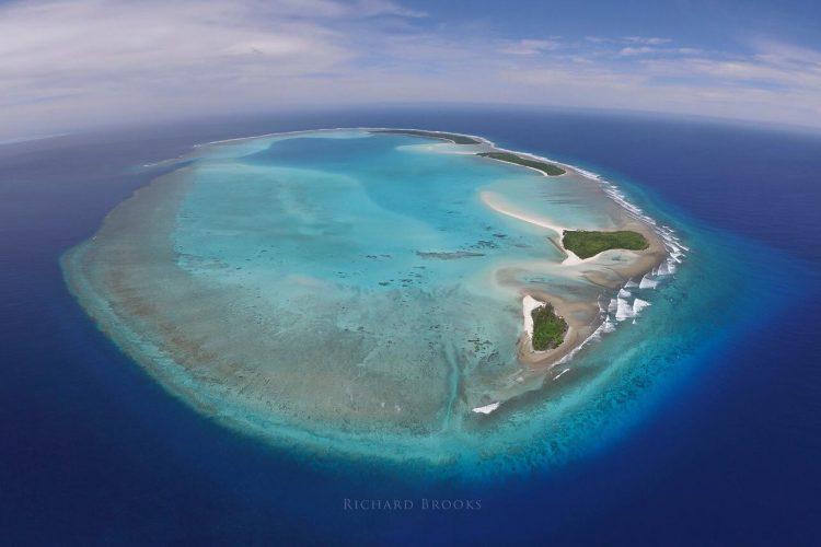 Kayangel State, one of the sites of the coastal surveillance system. Photo: Richard Brooks