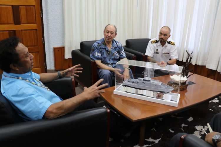 Palau to get new patrol boat from Australia on June 2020