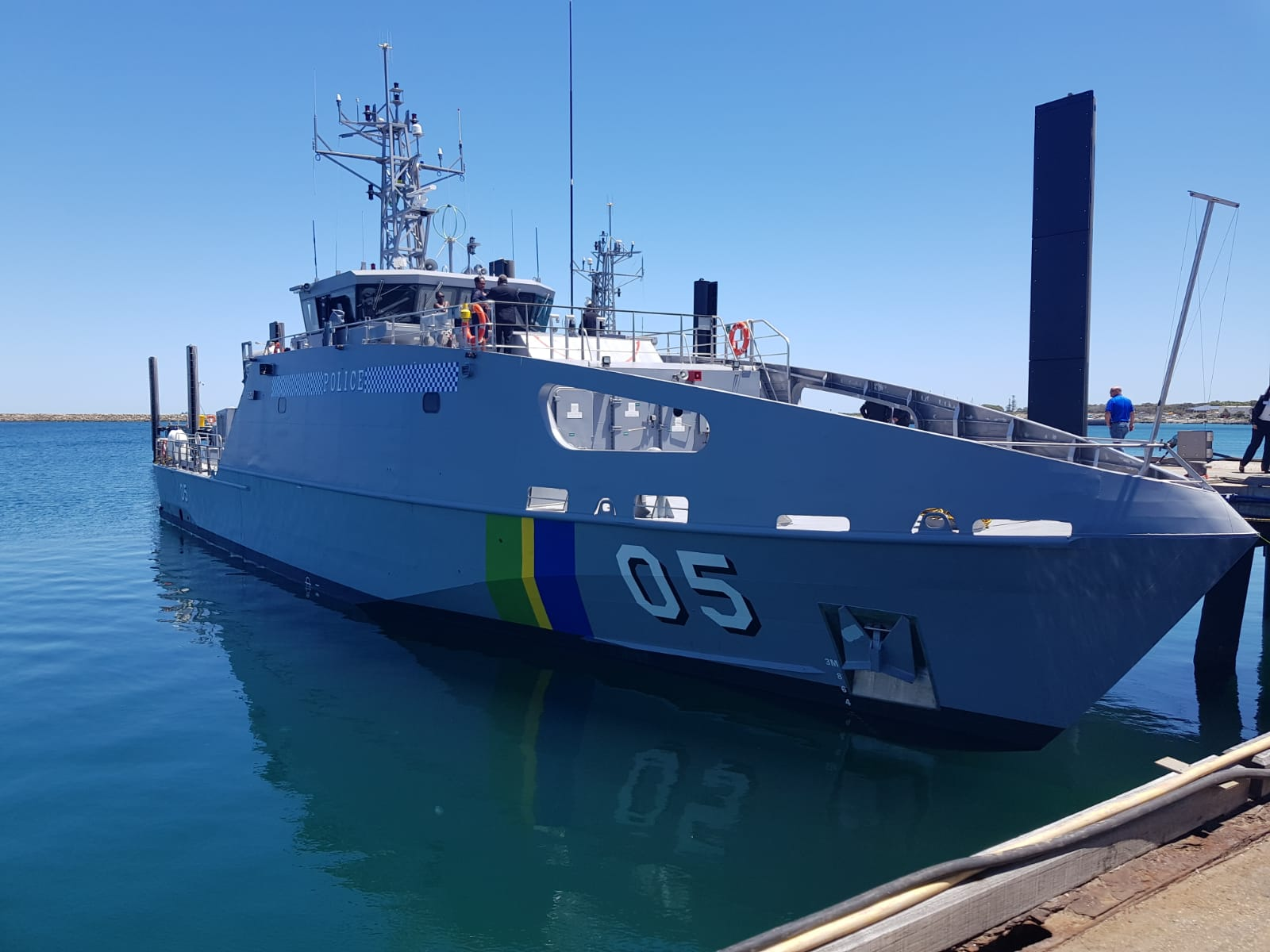 Boats to boost security in Solomons: Sogavare