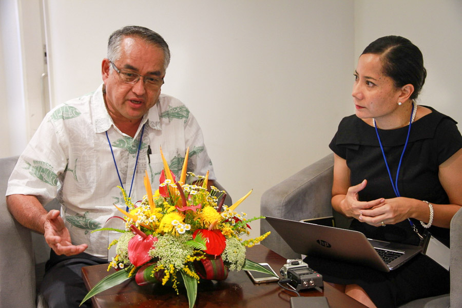Pacific nations call for climate change resolution at Tuna Commission in PNG