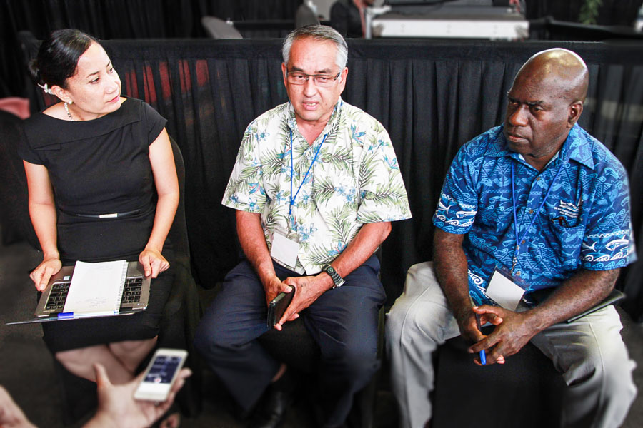 Pacific countries optimistic as Tuna Commission talks enter final day