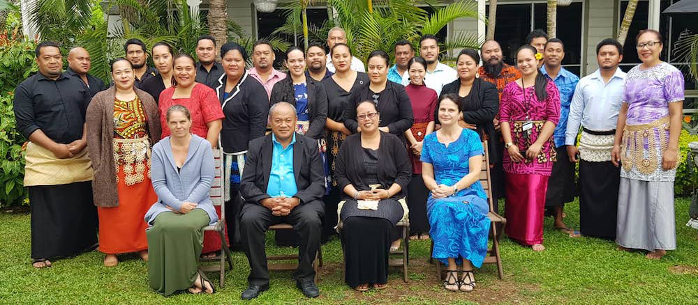 Tonga Ocean Plan to help better manage tuna and marine resources