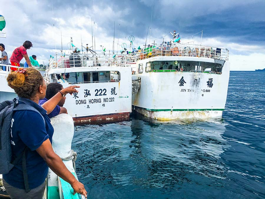 Tuna observers likely to stay off boats as concern for health continues