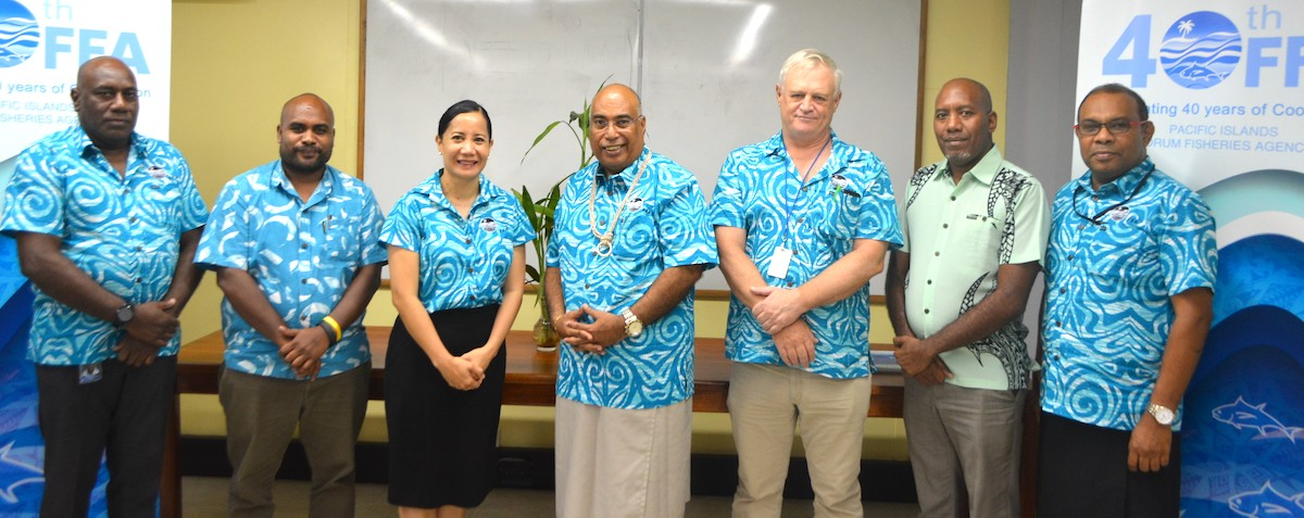 FFA thanks Solomon Islands Government for its support during pandemic: media release