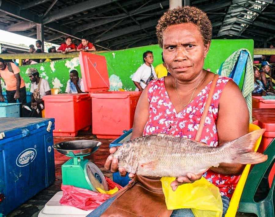 Salt fish trade gains new popularity in Solomons as pandemic grip lingers