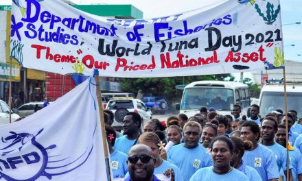 Solomons reflects on its 'national asset' for World Tuna Day