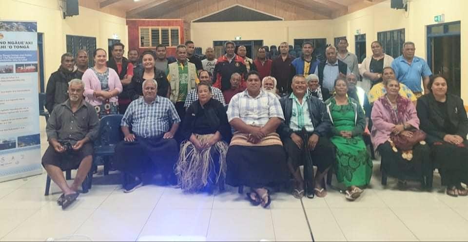 Tonga Ocean Plan approved