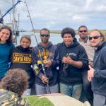 From the shoreline to the high seas: Esther Wozniak's story